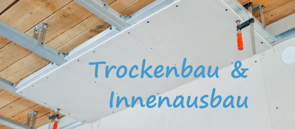 HARTLICH TROCKENBAU & INNENAUSBAU | GIPS-TROCKENBAUSYSTEME IN HÖCHSTER QUALITÄT